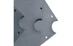 Плита для бильярдных столов Standard Slate 8фт h25мм 3шт.