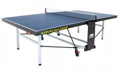Теннисный стол тренировочный Sunflex Ideal Indoor синий