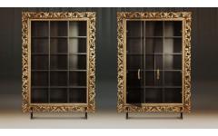 Модуль шкаф для книг. Багет Винченцо