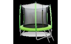 Батут Oxygen Fitness Standard 8 ft inside (Light green)