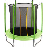 Батут JUMPY Comfort 6 FT (Green / Blue)