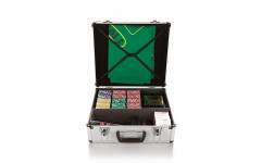 Набор для покера и блэк-джека на 600 фишек без номинала