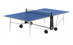 Теннисный стол CORNILLEAU TECTO Indoor (синий)