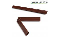 Обмотка для кия Framer Sill Grip V2 коричневая
