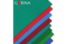 Образцы сукна Gorina 62x31см 4 вида 7 цветов 10шт.