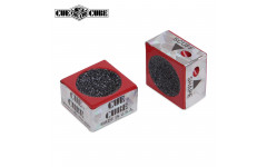Инструмент для обработки наклейки Cue Cube красный