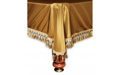 Покрывало Венеция 8фт шёлк темное золото