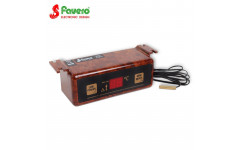 Электронный термостат Favero Termodelta 230V коричневый