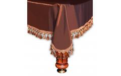 Покрывало Венеция 10фт шёлк коричневое
