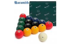 Шары Aramith Premier Pyramid Colour ø68мм