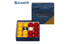 Шары Super Aramith Pro-Cup 8Pool ø50,8мм биток-ø47,6мм