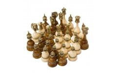 Шахматные фигуры Королевские большие 804, Haleyan