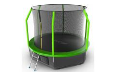 Батут EVO JUMP Cosmo 10ft (Green) + Lower net