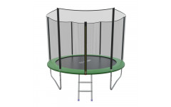 Батут складной EVO JUMP External 8ft (Green)
