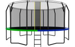 Батут SWOLLEN Prime Black 16 FT
